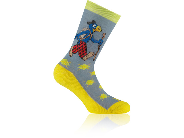 Rohner Globi Trekking Socks Kids, grey